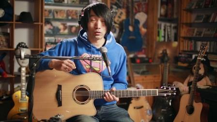 让演奏更舒适的斜面吉他legpap-dc80民谣吉他评测