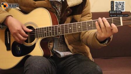 【唯音悦】童话镇 陈一发 原版简单优化版吉他弹唱教学最详细吉他弹唱教程