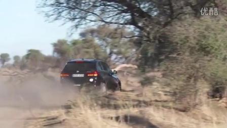 2016款宝马X5 非洲极限越野冒险之旅_试车视频_汽车报价20167