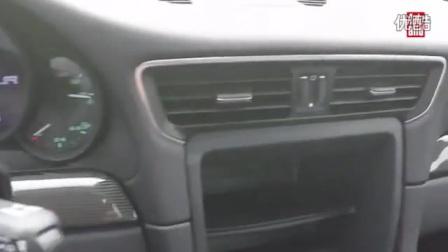 外媒试驾2016款保时捷911 R手动挡_试车视频_汽车报价20167