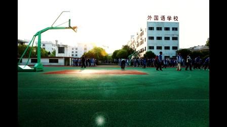 义乌外国语学校早晨