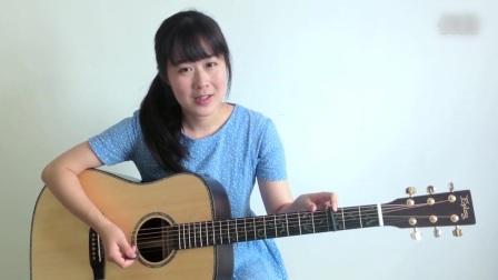 厦门之夏-旅行团-萌妹子Nancy教你吉他弹唱