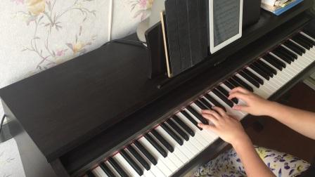 薛之谦《暧昧》原版纯钢琴_tan8.com