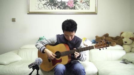 【琴侣】吉他指弹《南都夜雨》