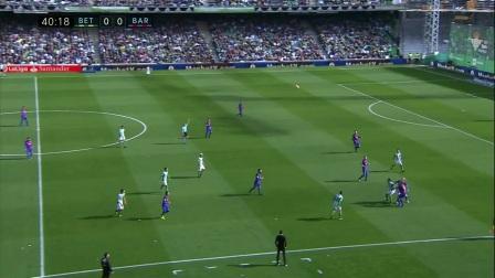 万博体育西甲皇家贝蒂斯vs巴塞罗那精彩回放