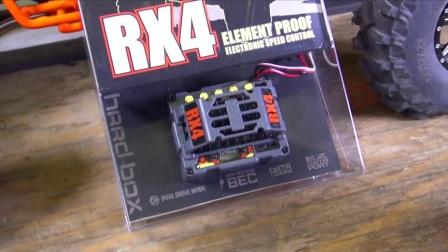 MOA ROCK BOUNCER iS DONE! Dual TEKiN RX4 ESC