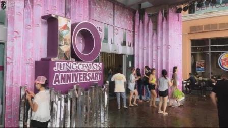 4-13泰国泼水节day1(4)雪菲真好看