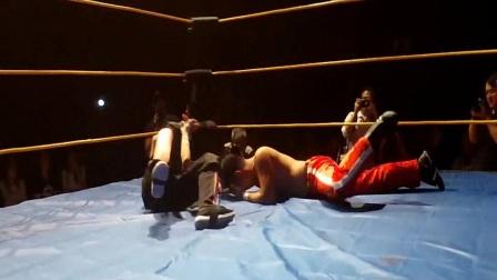 《热血寒冬6》香港摔角大赛精彩集锦