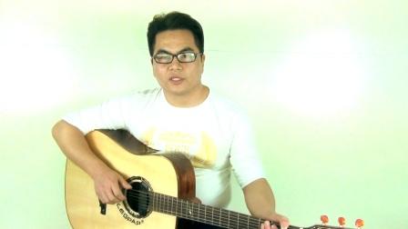 《日不落》骏艺音乐教室《吉他打板弹唱》书籍教程教学.mp4
