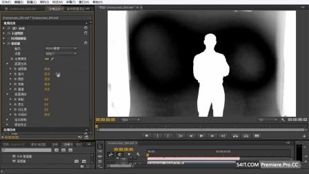 6.5 Premiere.Pro.CC.绿屏抠像和无用信号遮罩