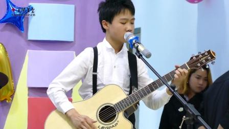 林兰肖吉他弹唱《姑娘》20170425
