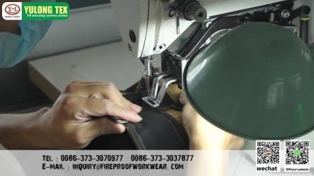 现代化功能服装生产工厂