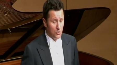 白舍拉艺术歌曲音乐会 奥地利黑堡 2014年6月11日 作曲家 拉赫玛尼诺夫.卡罗维茨.德沃夏克 Piotr Beczala