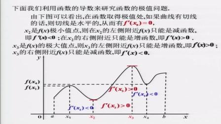《導數應用》優質課實錄(北師大版高二數學)