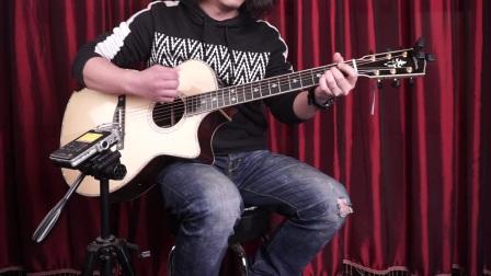 伊斯特曼Eastman ac922ce 音色试听 南京木弦吉他出品