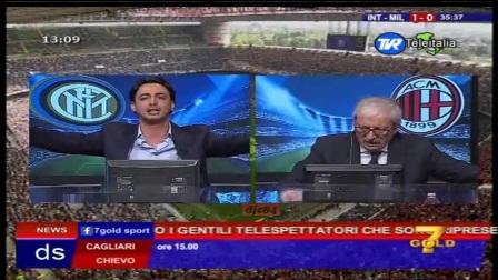Inter - Milan 2-2 ● RISCHIO INFARTO PER CRUDELI!! ● serie A 20162017