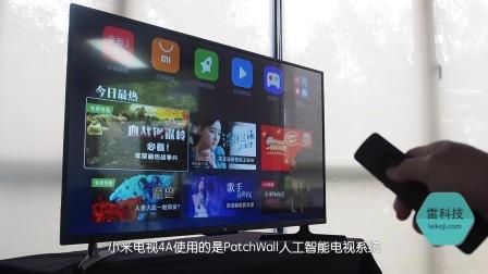 """小米电视4A上手评测:内置""""Siri""""的智能电视到底能带来怎样的体验?"""