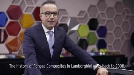 兰博基尼碳纤维研发中心主管Luciano De Oto带你一探碳纤维复合材料的锻造秘密