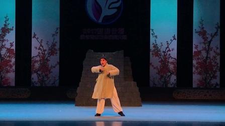 温州东南剧院瓯剧《双金印・水牢》主演:翁翔