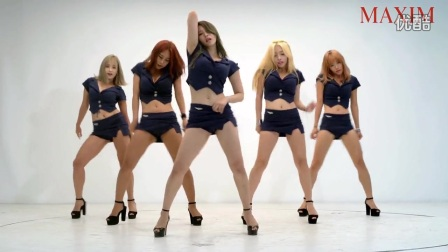 [MAXIM]SWITCH - *IKINI Dance Performance 蓝衣超可爱_超清