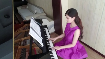 中国风乐曲   银临《棠梨煎雪》钢琴演奏