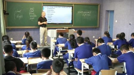2015年北师大版《初中英语》教学课例评比优秀奖(刘海生 八下-U3L8)