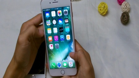 6s评测王自如与苹果7plus评测 苹果7功能三