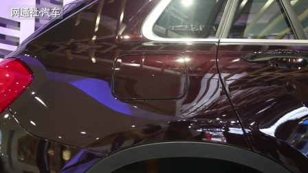 2017 上海车展 之诺品牌携之诺60H亮相