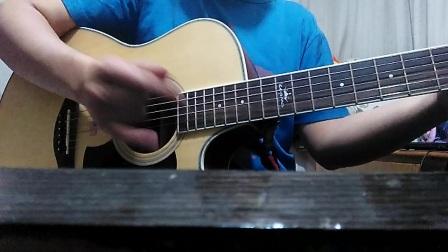 《一瞬间》吉他教学 吉他教学