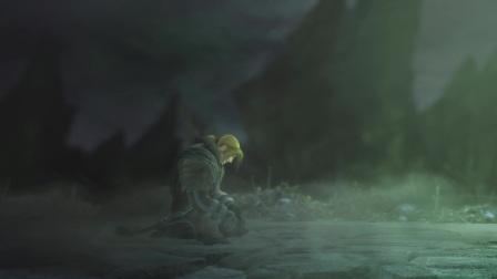 [魔兽世界]7.2国王安度因任务线过场动画(中文语音)
