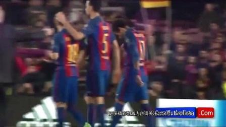 【滚球国际足球频道】巴萨 vs 尤文图斯 0比0 球员们的反应让人感动