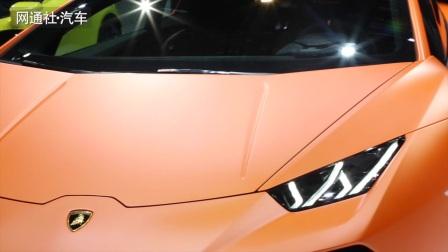 兰博基尼携Aventador S和Huracán Performante亮相2017上海车展