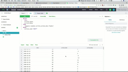 Analyzing Big Data in less time with Google BigQuery