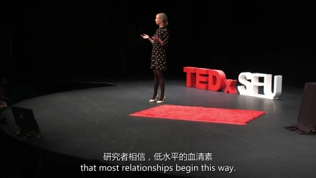 曼迪·兰·凯特伦:如何更好地讨论爱情