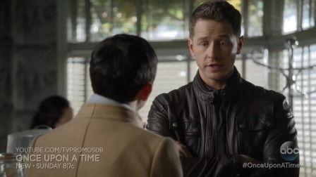 Once Upon a Time 6x18 Where Bluebirds Fly 片花