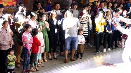 吉他弹唱《姑娘》林兰肖(2017年百色婚庆产业博览会)
