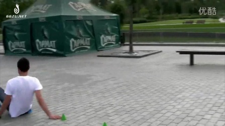 轮滑的套路