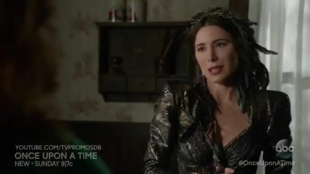 Once Upon a Time 6x18 Where Bluebirds Fly 片花 2