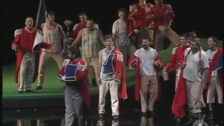 塞尔索·阿尔韦罗 多么快乐的一天 返场演唱 2010 Celso Albelo. Ah mes amis...!