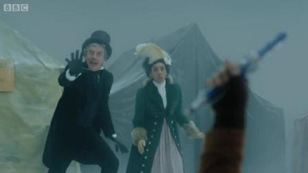 Doctor Who 10x03 Thin Ice 预告