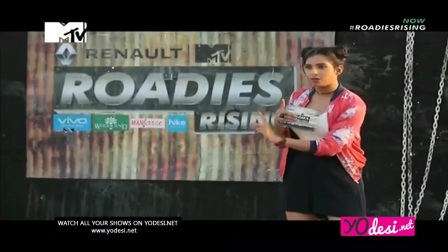[NOFEARRULEBREAKER]Renault MTV Roadies Rising 22nd April 2017