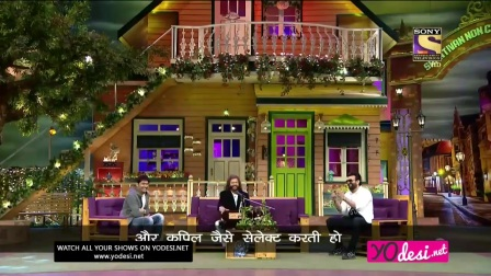 [NOFEARRULEBREAKER]The Kapil Sharma Show 22nd April 2017