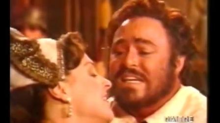 帕瓦罗蒂《爱神悄悄地》选自贝利尼《清教徒》 Luciano Pavarotti - A Te, o Cara