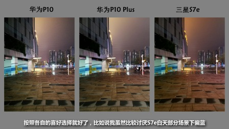 华为P10系列拍照体验