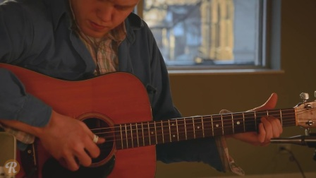 美国吉他手Daniel Bachman演奏的一首指弹吉他作品「Song For The Setting Sun II」