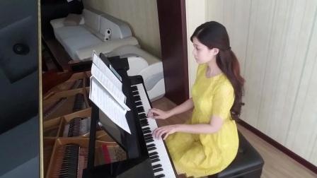 丁当《猜不透》钢琴演奏