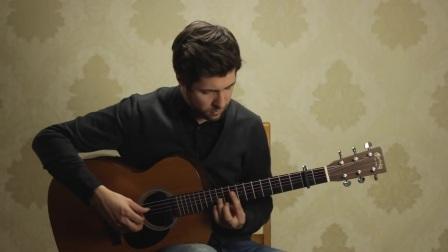 德国吉他手David Senz演奏的一首指弹吉他作品「Hanna」