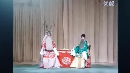 董万里学唱京剧珠帘寨昔日有个三大贤
