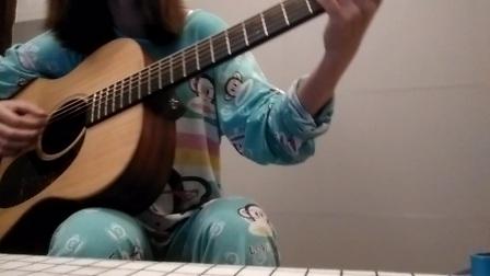 吉他弹唱--鱼 (陈绮贞)