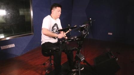 NUX DM-1便携电子套鼓